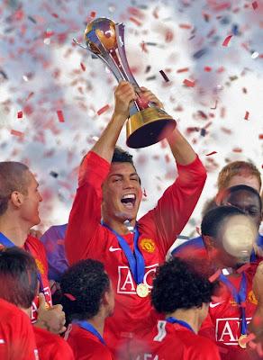 Cristiano Ronaldo Celebrates 1