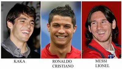cristiano ronaldo messi 4