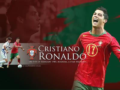 portugal cristiano ronaldo wallpapers
