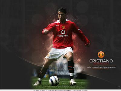 cristiano ronaldo wallpaper 2009. Cristiano Ronaldo Messi