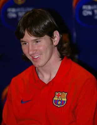 Lionel Messi Fashion 1