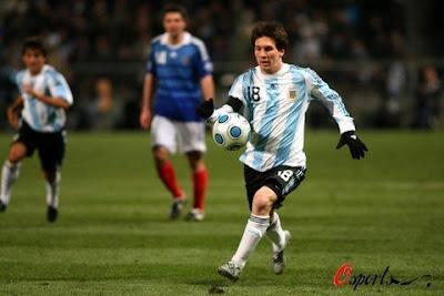 Lionel Messi Image 1