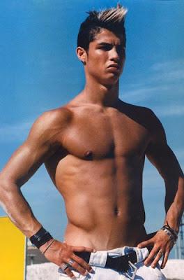 Cristiano Ronaldo Hairstyle 3