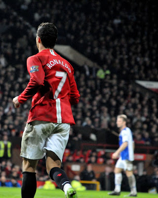 Cristiano Ronaldo Manchester United Wallpaper