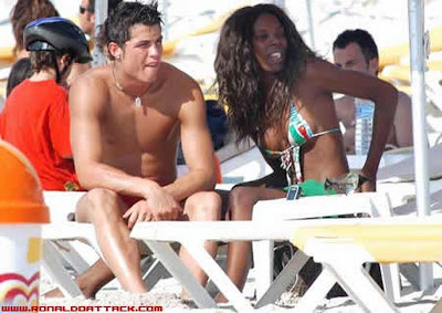 Cristiano Ronaldo on holidays 2