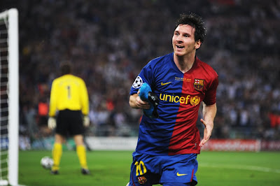 Lionel Andres Messi 1