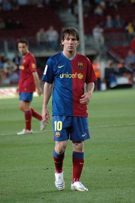 Messi Barcelona 3