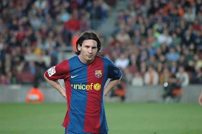 Messi Barcelona 4