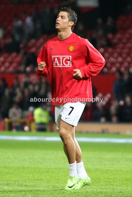 Cristiano Ronaldo Manchester United Photos 3