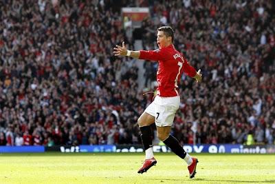 Cristiano Ronaldo Manchester United Pictures 5
