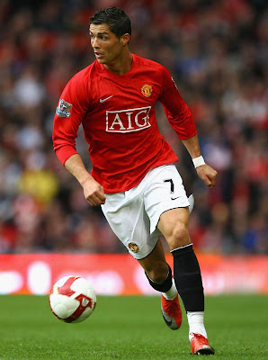 Cristiano Ronaldo Manchester United Photos 5
