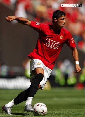Cristiano Ronaldo Manchester United Pictures 2