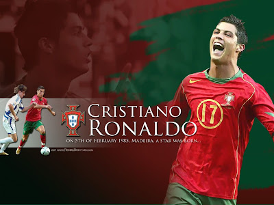 Cristiano Ronaldo, Manchester United, Portugal, Transfer to Real Madrid, Wallpapers 2