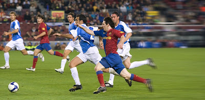Lionel Messi, Barcelona, Argentina, Wallpapers 2