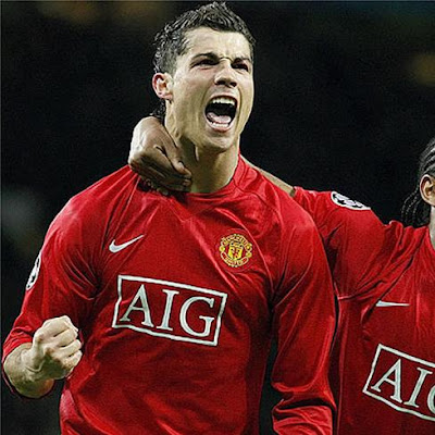 Cristiano Ronaldo, Manchester United, Portugal, Transfer to Real Madrid, Posters 3