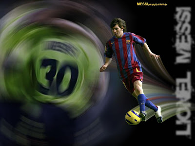 Lionel Messi-Messi-Barcelona-Argentina-Wallpapers 5