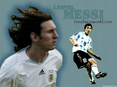 Lionel Messi-Messi-Barcelona-Argentina-Wallpapers 3