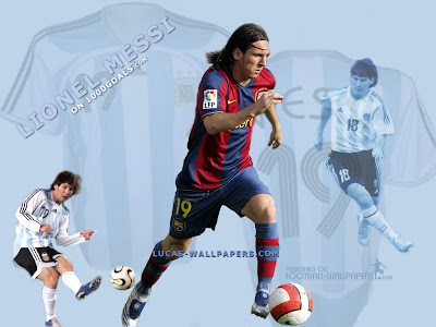 Lionel Messi-Messi-Barcelona-Argentina-Wallpapers 4