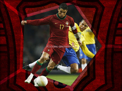Cristiano Ronaldo-Ronaldo-CR7-Manchester United-Portugal-Transfer to Real Madrid-Wallpapers 5