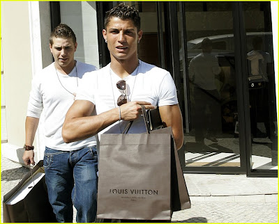 Cristiano Ronaldo-Ronaldo-CR7-Manchester United-Portugal-Transfer to Real Madrid-Photo Gallery 1