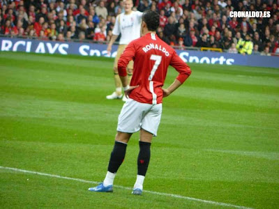 Cristiano Ronaldo-Ronaldo-CR7-Manchester United-Portugal-Transfer to Real Madrid-Images 1