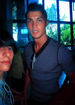 Real Madrid starlet Cristiano Ronaldo 9