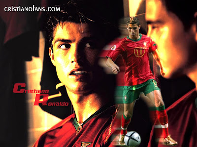 Cristiano Ronaldo Real Madrid - Wallpapaers 2