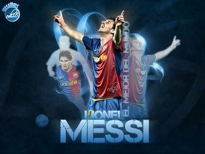 Lionel Messi - Wallpapers 2