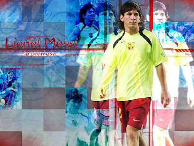 Lionel Messi - Wallpapers 12