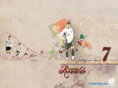 Cristiano Ronaldo Real Madrid - CR9 - Wallpapers 2