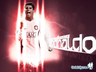 Cristiano Ronaldo Real Madrid - CR9 - Wallpapers 3