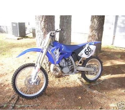 2007 yamaha dirt bikes