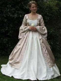 Wolfsbane Wedding Dress