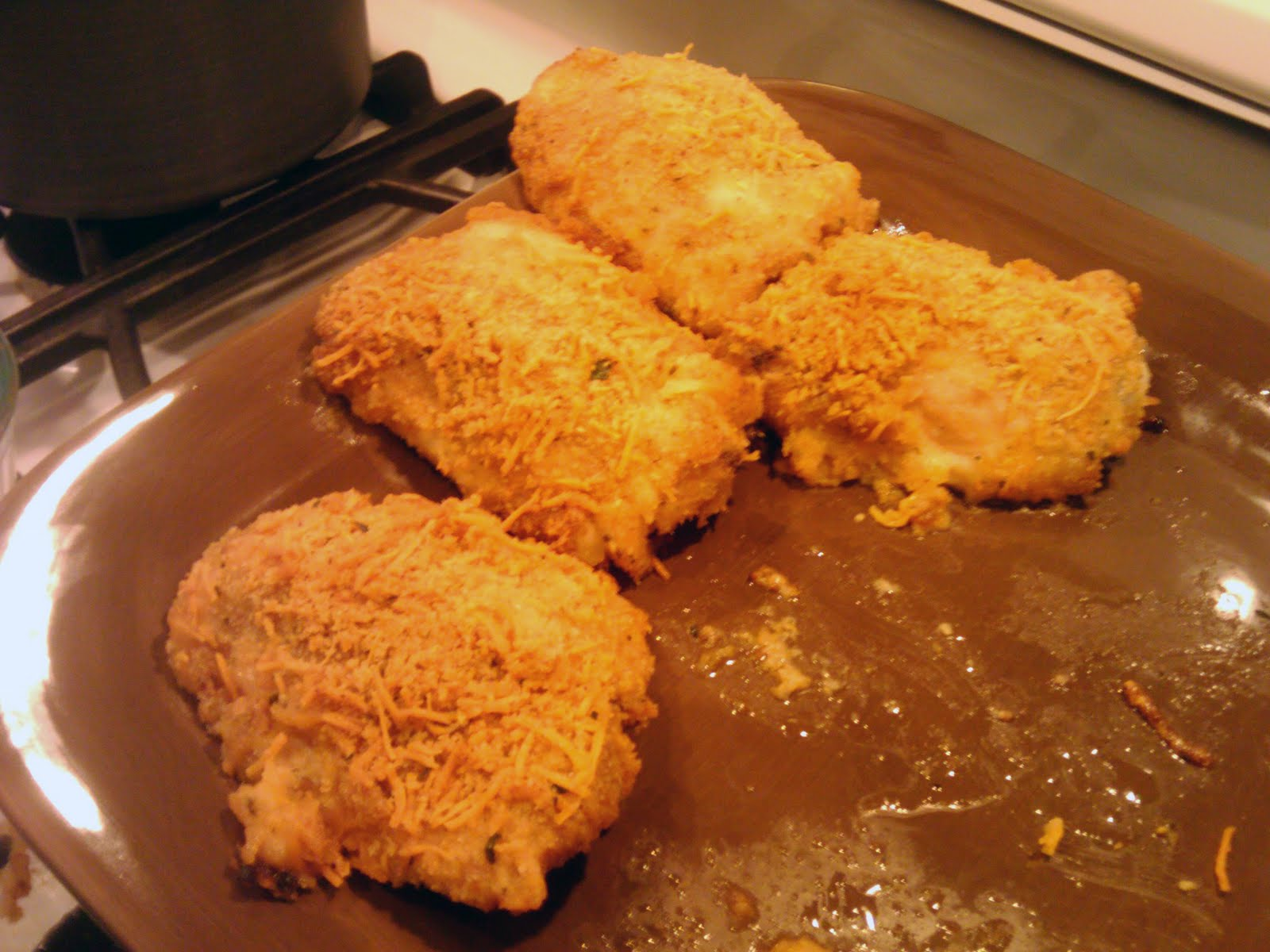 What's Cookin' Up in My Kitchen?: Garlic and Cheddar Chicken