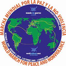 Marcha Mundial por la Paz