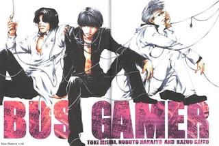 Bus Gamer (Screenshot)