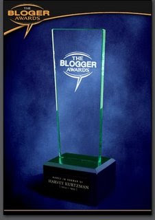 Blogger Trophy (Picture)