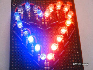 Love Circuit (Photograph)