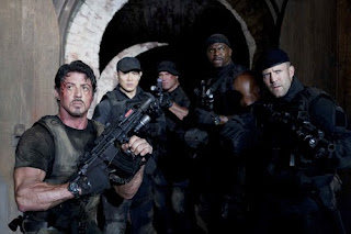 The Expendables (screenshot)