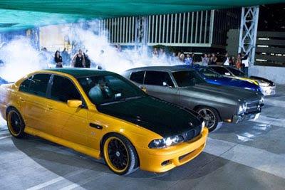 Fast n Furious 4