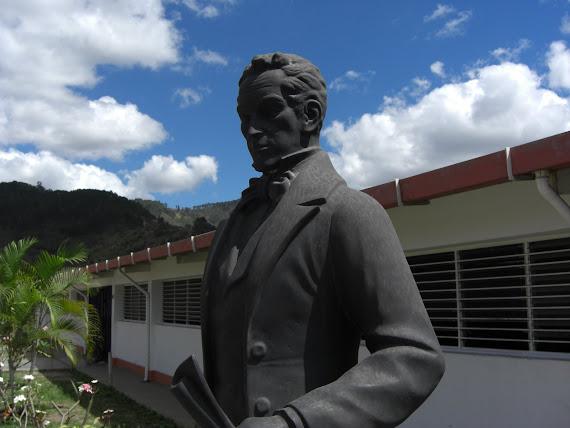 El Libertador en su faceta de educador