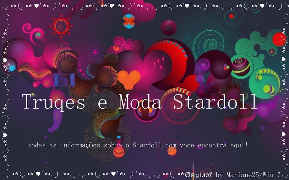 Truques e Moda Stardoll!!