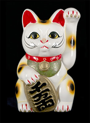 maneki neko 7 Animals which are believed to bring good luck