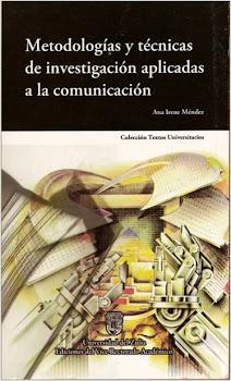 Libro Metodologías y técnicas de investigación aplicadas a la comunicación