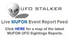 UFO Report Map