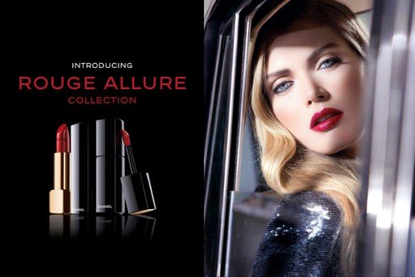 Chanel Rouge Allure Kırmızı Ruj