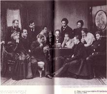 Chéjov en el teatro de Arte de Moscú