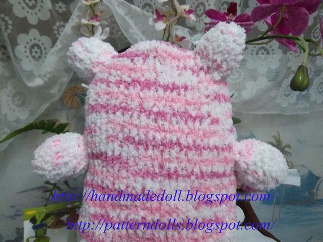 Crochet Dolls Hat Pattern : My Handmade Dolls Collection: My Crochete Dolls From Magic ...