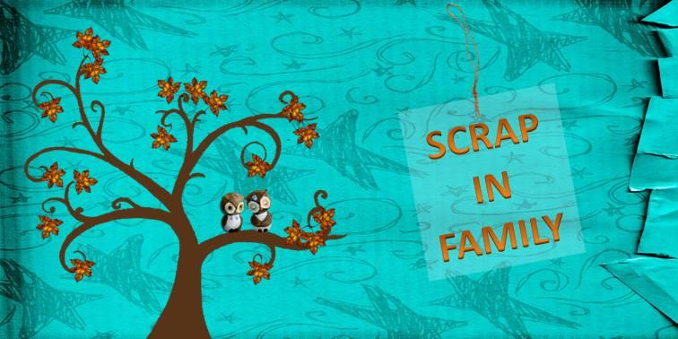 Scrap In Family