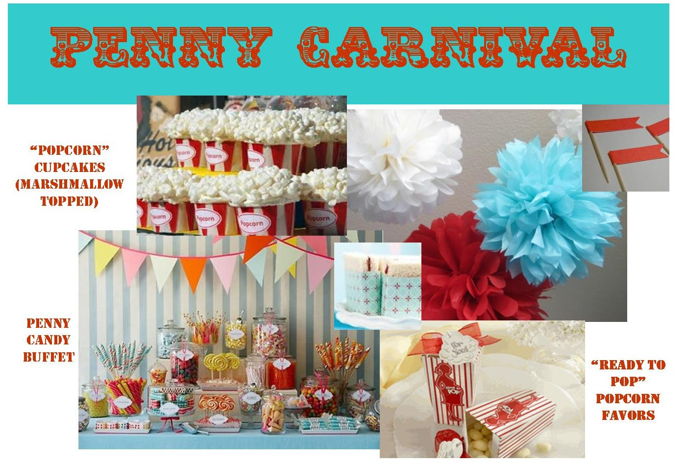 spaghetti arms it 39 s a girl penny carnival baby shower